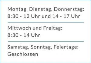 Öffnungszeit Anwaltskanzlei Strafrecht Augsburg