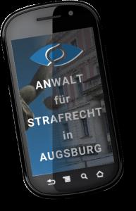 Anwalt Strafrecht Augsburg anrufen